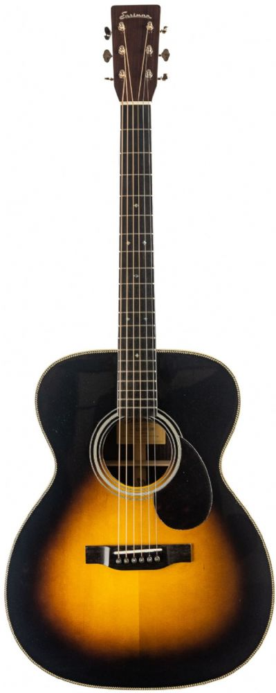 Eastman E20 OM Sunburst with Case